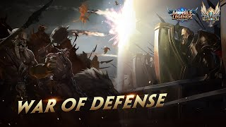 War of Defense | Empire Reborn - Chapter One | Mobile Legends: Bang Bang!
