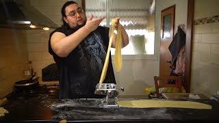 מתכון להכנת פסטה ביתית טרייה