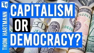 Capitalism or Democratic Socialism, You Choose