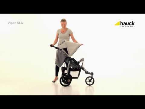 hauck Viper SLX Jogger 3 Wheeler Stroller