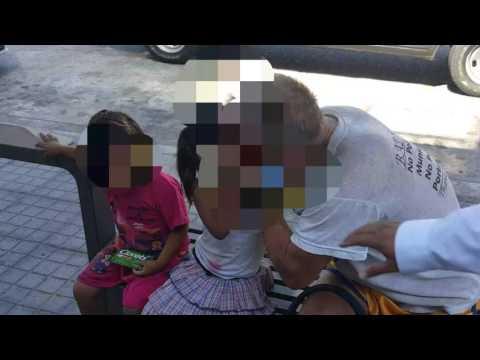 Cae canadiense en Acapulco por besar a 2 niñas de 3 años
