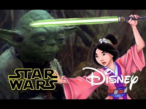 Star Wars Disney muzikál - Tak buď muž
