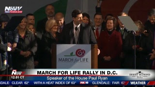 Hours away from Government shutdown, Las Vegas massacre update, March For Life in D.C. (FNN)
