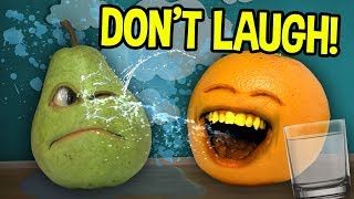 Try Not to Laugh Challenge #2 | Annoying Orange