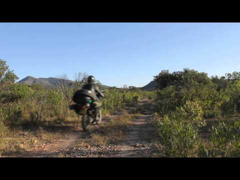 Adventure Motorcycling in Central Mexico