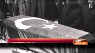 Gambar cover Demirel ve İnönü Cemal Gürsel'in cenazesinde