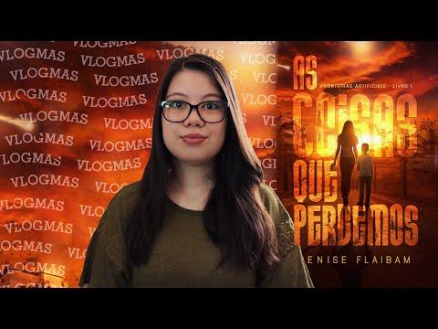 As Coisas Que Perdemos: sobrevivência, humanidade e zumbis | Vlogmas #8