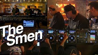The Smen - Live @ DJsounds Show 2018