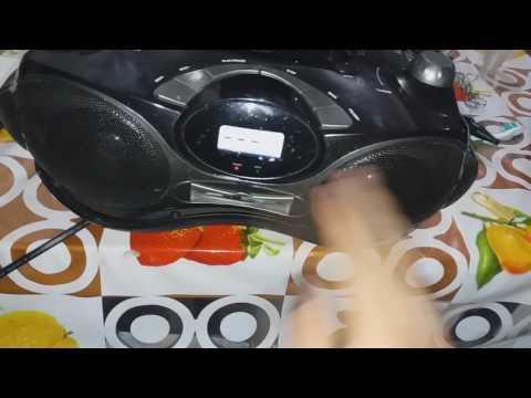 Reparar grabadora no reproduce discos, no sintoniza y pierde el audio