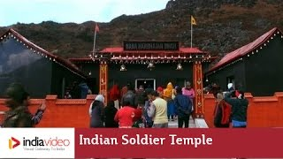 A Temple for an Indian Soldier