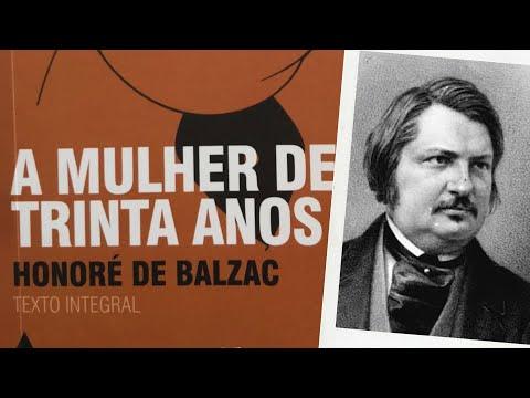 A Mulher de Trinta Anos, de Honoré de Balzac