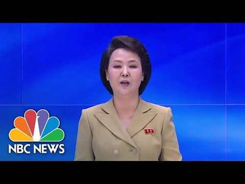 Sister Of Kim Jong Un Warns U.S. Against Military Drills In North Korea | NBC News NOW