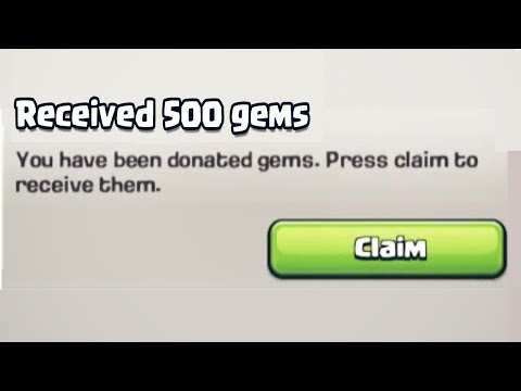 How To Get 500 Gems For Free in Clash of Clans - No Hack No Root