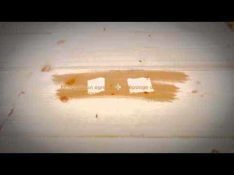 Teinter et vitrifier un parquet en pin tutoriel Protec'Wood