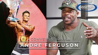 Part 2: Why Isn't Men's Physique Getting More Prize Money? | A Conversation With Andre Ferguson