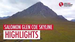 SALOMON GLEN COE SKYLINE 2018 – HIGHLIGHTS / SWS18 – Skyrunning