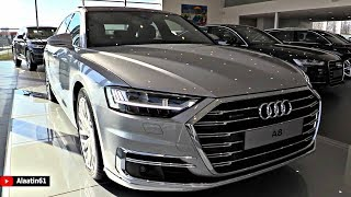 Audi A8 L 2018 NEW FULL Review Interior Exterior Infotainment Alaatin61