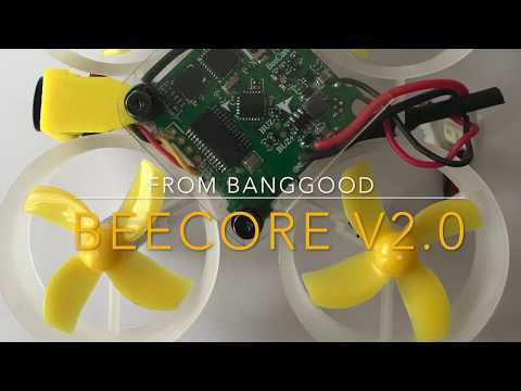 Installation review and settings of Beecore V2 with OSD