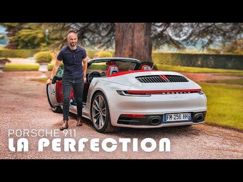 Essai PORSCHE 911 (992) Cabriolet - La plus belle CONFIG ?