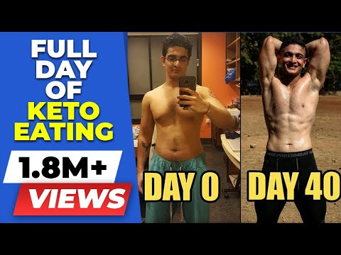 Detailed Diet Plan for FAST fat loss - Ketogenic Diet    BeerBiceps Keto Weight Loss