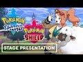 Pokemon Sword and Shield Treehouse Full Gameplay Presentation - E3 2019