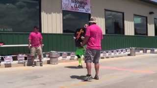 Cowboy State Strongman Classic- Husafell stone