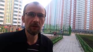 Новостройки Муравейников Москвы репортаж 3