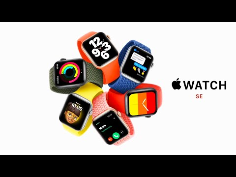 Apple Watch SE (44mm, Aluminium)