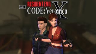 Resident Evil : Code Veronica X HD Remaster Walkthrough Longplay Gameplay No Commentary