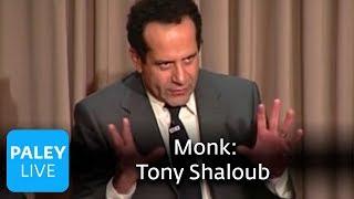 Monk - Tony Shaloub On Playing Adrian Monk