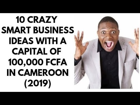 , title : 'BUSINESS IN CAMEROON: 10 crazy smart business ideas you can start With less than 100k CFA Capital