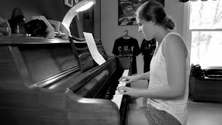 Nothing,nowhere. X Travis Barker   True Love (Maggie Lahatte Piano Cover)