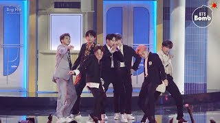 [BANGTAN BOMB] '작은 것들을 위한 시 (Boy With Luv)' Stage CAM @ BBMAs 2019   BTS (방탄소년단)