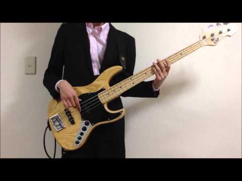 【弾いてみた】 倖田來未 / キューティーハニー Bass cover
