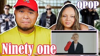 NINETY ONE | ALL I NEED M/V |QPOP COUPLES REACTION