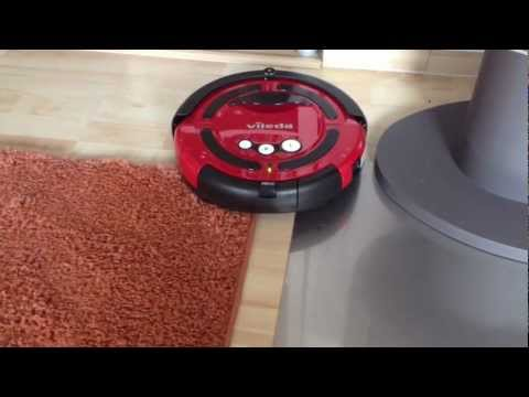 Vileda M-488A Cleaning Robot Saugroboter Review