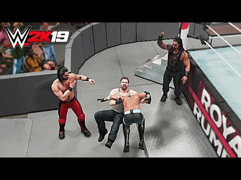 WWE 2K19 Top 10 Finisher Combinations! Part 10