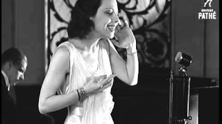 """Mighty like a rose"" Unknow Singing Lady  (Ireene  Wicker) 1935"
