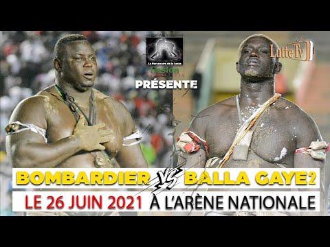 Urgent - La date du combat Balla Gaye 2 vs Bombardier connue...