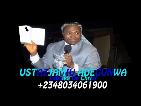 USTAZJAMIU/PASTOR SUNDAY & PASTOR SADIQ ON WHAT IS ISLAM, Questions and Answers