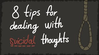 How to Deal with Suicidal Thoughts #BellLetsTalk