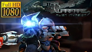 Star Warfare:Alien Invasion Game Review 1080P Official Freyr Games Arcade 2016