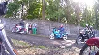 preview picture of video 'Zlot Motocyklowy Hanysy 2014 Pszów ( parada przechadzka )'