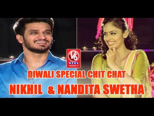 Nikhil & Nandita In Diwali Special Chit Chat | Ekkadiki Pothavu Chinnavada