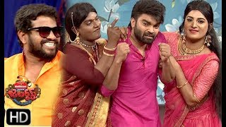 Hyper Aadi, Raising Raju Performance | Jabardasth  | 21st March 2019 | ETV Telugu
