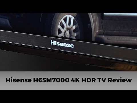Hisense H65M7000 4K Ultra HD TV Review