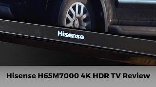 Hisense H65M7000 4K Ultra HD TV Review