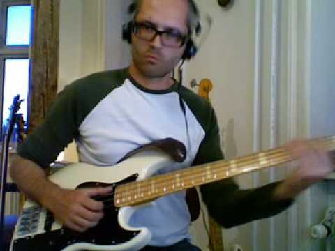 soul power - James Brown - bass play along jam