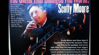 Scotty Moore - Milk Cow Blue