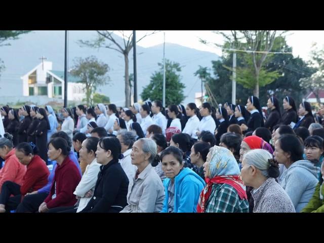 Đức Cha Emmanuel Nguyễn Hồng Sơn giảng lễ tại Tàpao 13.01.2019